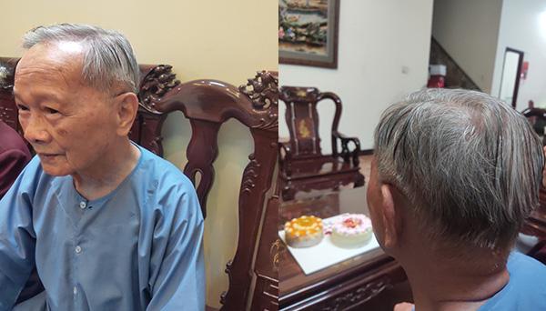 cụ ông 91 tuổi
